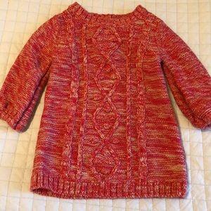 Old Navy infant girl sweater dress
